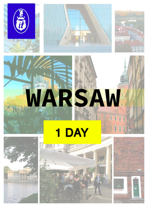 WARSAW IN 1 DAY